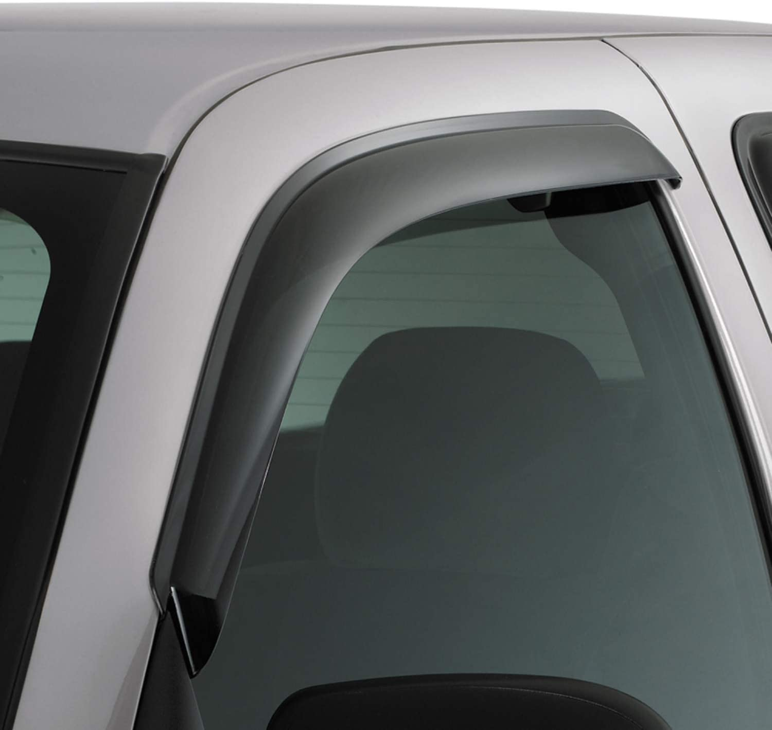 Out-Channel Vent Shade Window Visors For Jeep Compass 11 12 13-17 2011-2017 4pcs
