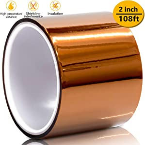 High Temperature Kapton Tape, Professional for Protecting CPU, PCB Circuit Board