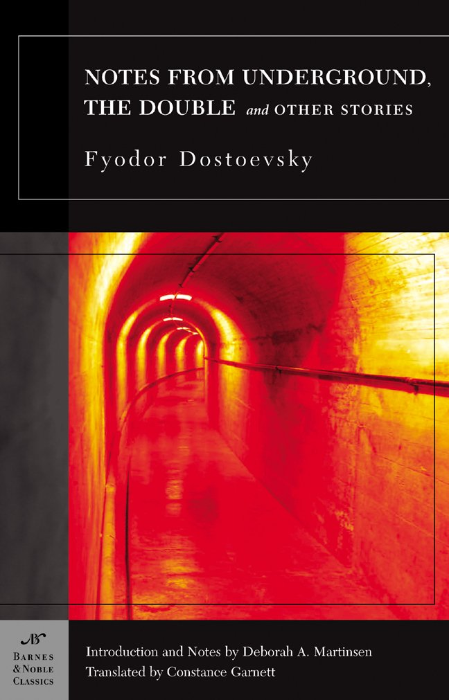 Read Online Notes from Underground, The Double and Other Stories (Barnes & Noble Classics) PDF