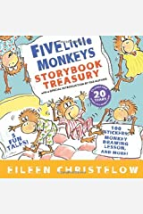 Five Little Monkeys Storybook Treasury (A Five Little Monkeys Story) Kindle Edition