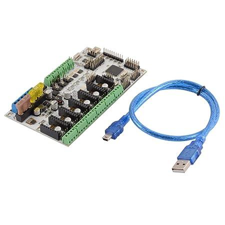 WFHhsxfh Rumba+ Placa de Control Rumba con Cable USB para ...