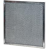 16x25x0.05 (15.63x24.63) 1/2 Inch Metal Mesh Filter by Filters Now