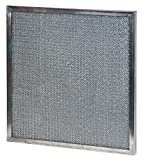 16x25x1/4 (15.63x24.63) 1/4 Inch Metal Mesh Filter by Filters Now