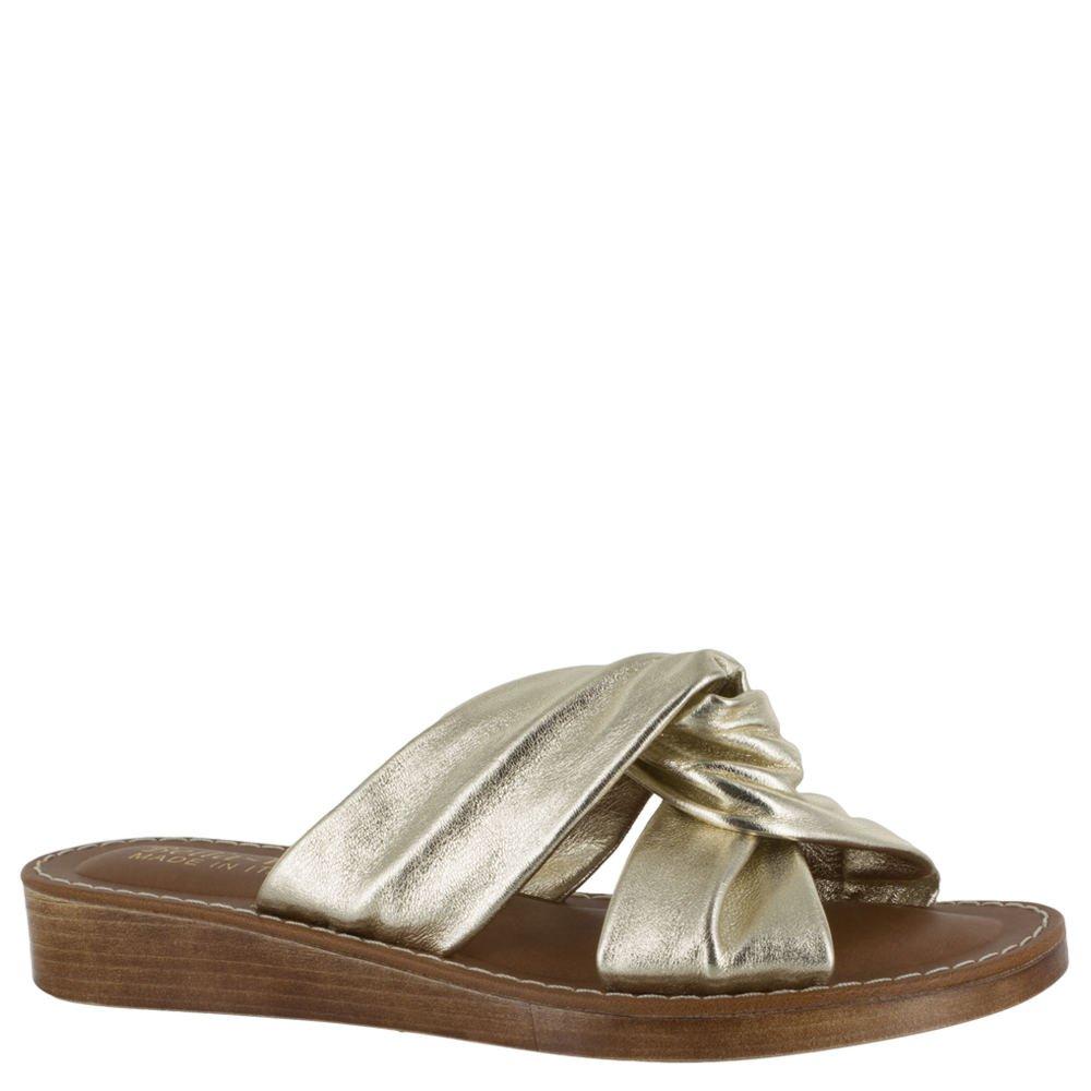 [Bella Vita] レディース Leather B076DFR78W 6.5 WW US|Gold Vita] Italian Leather Italian Gold Italian Leather 6.5 WW US, 人気ブラドン:4ec6d2a0 --- kutter.pl