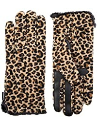 Women's Stretch Fleece Gloves with Microluxe and Smart Touch Technology