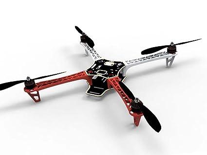 Amazon.com: Hobbypower F450 ATF Quadcopter Frame Kit & X2212 980KV ...