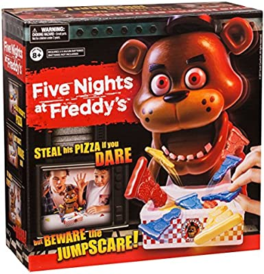 Five Nights at Freddy's Jumpscare Game: Amazon com au: Toys