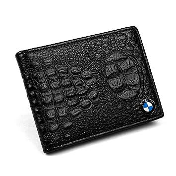 619704d44538 Amazon | BMW カードケース 薄型 高品質 ワニ柄 おしゃれ 運転免許証 ...