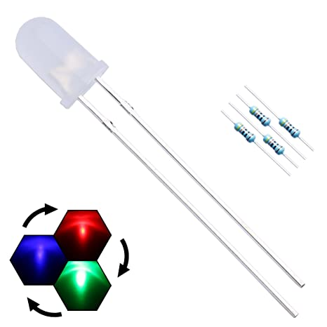 In The Cheapest Price 100pcs Diffused 5mm Leds 5mm Yellow Led Diodes Novel Design;