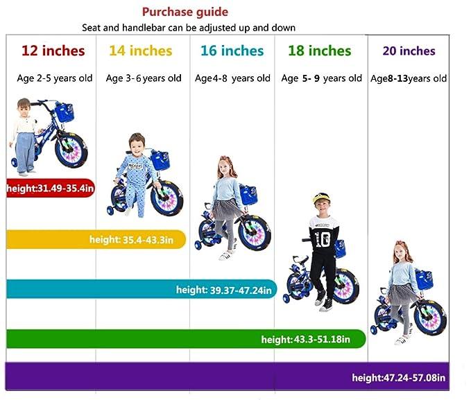 Amazon com : BABYCBICK Kid Bicycle Bicycle Bike Kids 2-11