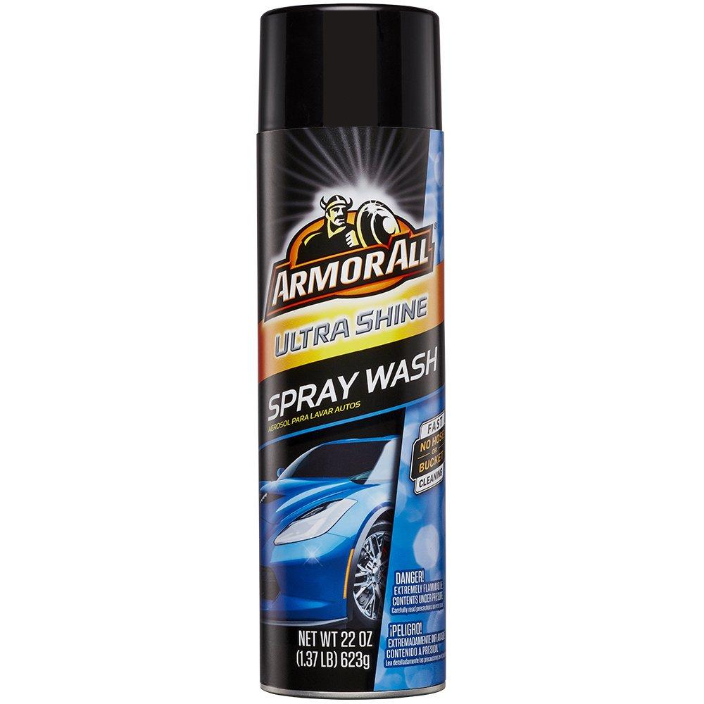 Armor All Ultra Shine Spray Wash Aerosol (22 ounces) (Case of 4)