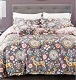 Best TheFit Bedspreads - TheFit Paisley Textile Bedding for Adult U1549 Little Review