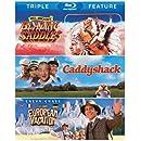 Blazing Saddles / Caddyshack / National Lampoon's European Vacation (Triple Feature) [Blu-ray]