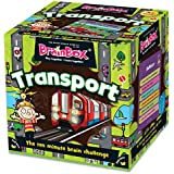 Green Board Games G0990058 Brainbox Transport
