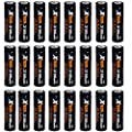 Xtech AA Ultra High-Capacity 3100mah Ni-MH Rechargeable Batteries