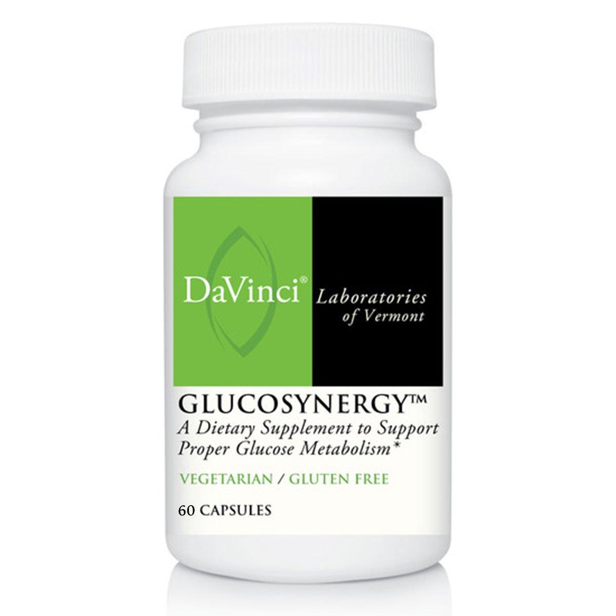 Davinci Labs - GlucoSynergy - 60 Capsules
