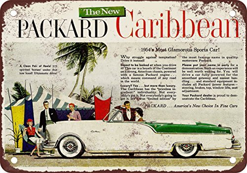 1954-packard-caribbean-vintage-look-reproduction-metal-tin-sign-8x12-inches