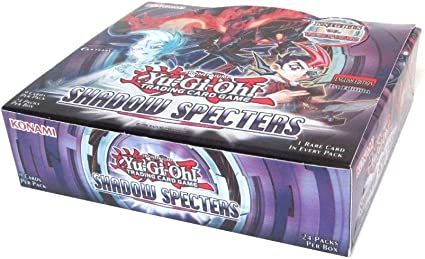 Yu-gi-Oh Breakers of Shadow Eng 1ST ED BOOSTER BOX FACTORY SEALED In Stock
