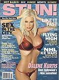 Stun Magazine (October 2002,Dalene Kurtis,Hunter Tylo)