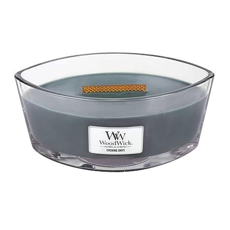16 oz. WoodWick Windowsill Herbs Hearthwick Ellipse Candle
