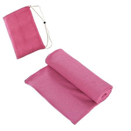 LAOHAO Juego de toallas y toallas for esterillas de yoga ...