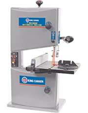 """King Canada KC-902C 9"""" Wood Bandsaw with Laser"""