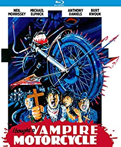 I Bought a Vampire Motorcycle [Blu-ray] by Kino Lorber