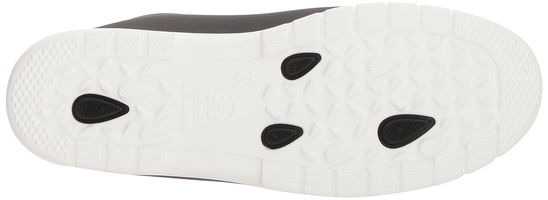 Kamik Women's Jessie Rain Boot B0721R35X7 6 B(M) US|Black and White