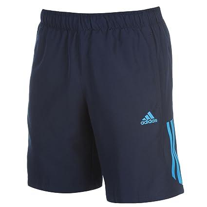 7643702e18031 adidas Essentials 3-Stripes Rayas Hombres Shorts Pantalones Cortos Chelsea  (XX-Large