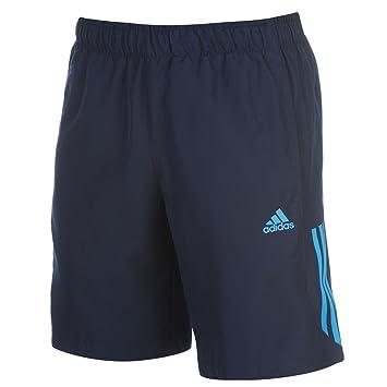adidas Essentials 3-Stripes Rayas Hombres Shorts Pantalones Cortos Chelsea  (XX-Large e2b4f8ed1d40