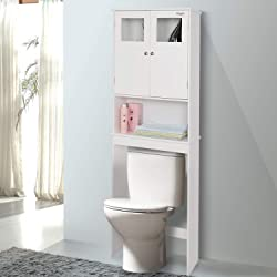 Our Pick For The Best Over The Toilet Storage