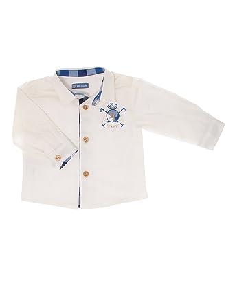 Tutto Piccolo - Camisa para niño en algodón - talla 5-6 años ...