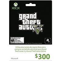 Tarjet de Regalo Xbox Live FIFA and Grand Theft Auto V - Standard Edition