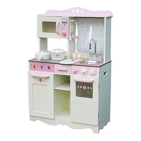 Liberty House Toys - Cucina in legno con finestra, stile country ...