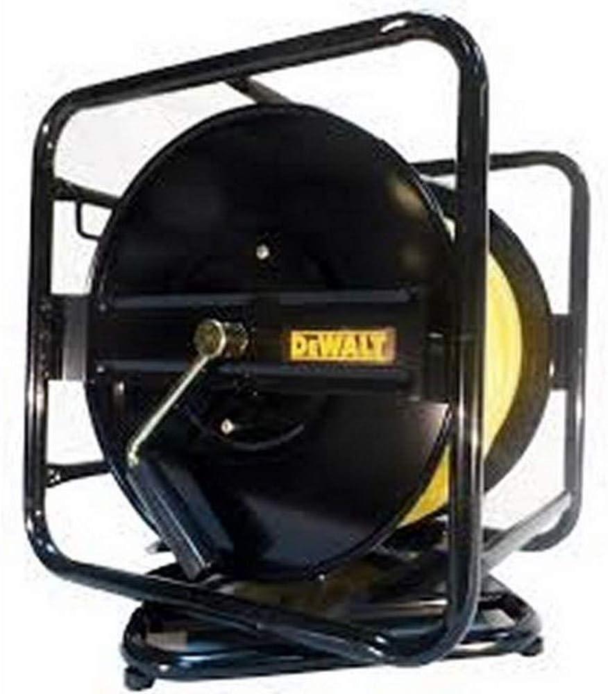 Dewalt DWP-CPACK30 Manguera de Aire 30m con Rueda para enrollar Set de 2 Piezas