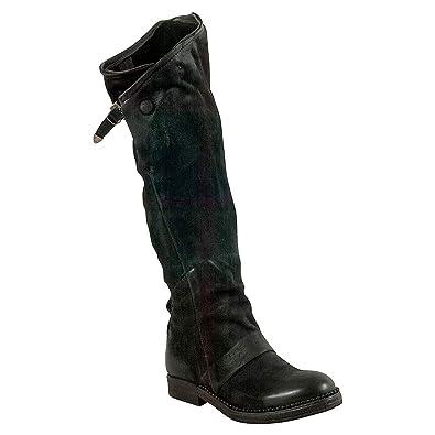 s 250313 Et A Sacs 98 Nero Stivale Chaussures 57x1fqwat