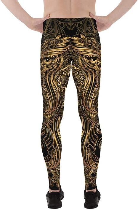 Cyberpunk Steampunk Festival Clothing,Art Deco,Yoga pants,Gym Leggings,Soft leggings Futuristic Burning Man leggings Geometric leggings