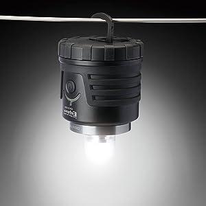 ジェントス LEDランタン EX-313CW