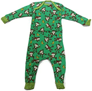 product image for Bed Head Baby Long Sleeve Onesie-Going Bananas