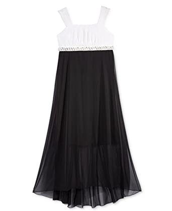 Formal Maxi Dresses for Girls Size 10