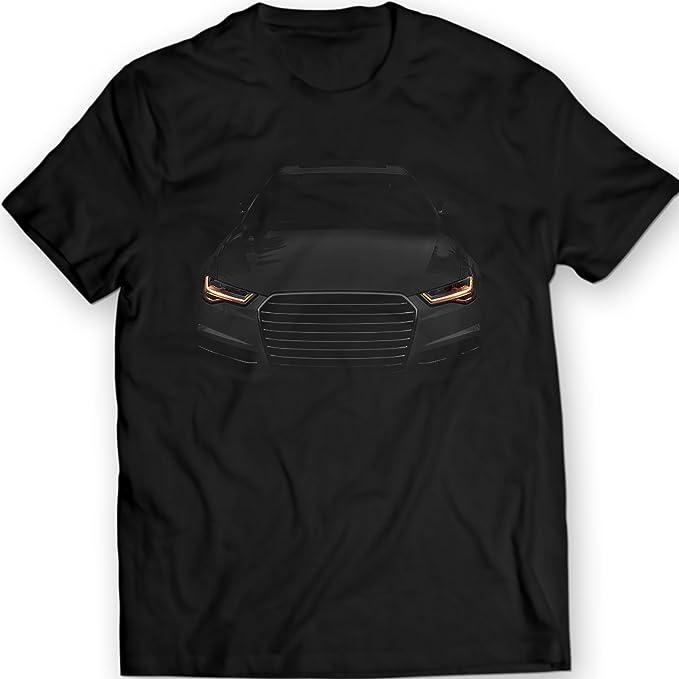 Amazon.com: DTG MKWTees Audi A6 - Camiseta unisex (100 ...