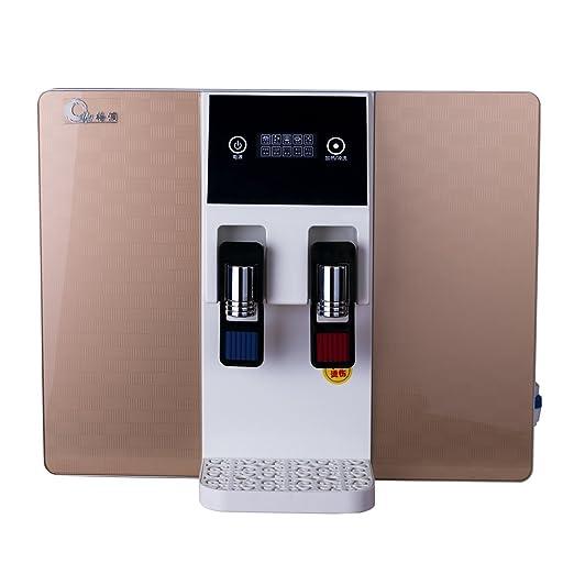 jiayide® Filtro Agua Sistema De Filtración de Agua Countertop de agua rivitalizzata, alto pH Alcalino