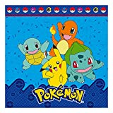 Pokemon Bath Set, Shower Curtain, Hooks, Bath Rug, Wastebasket, and Towel