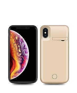 fitmore Funda Batería para iPhone XS MAX 6000mAh, Batería ...