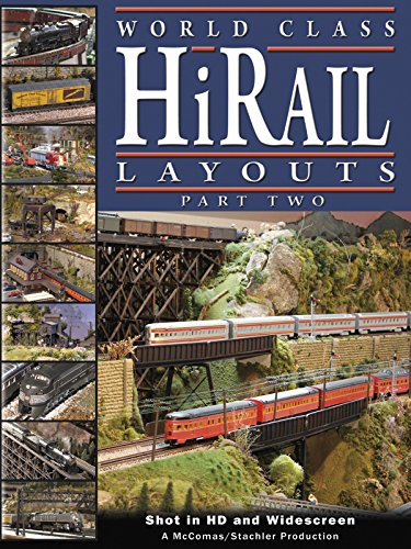 Best price World Class -Rail Layouts Part