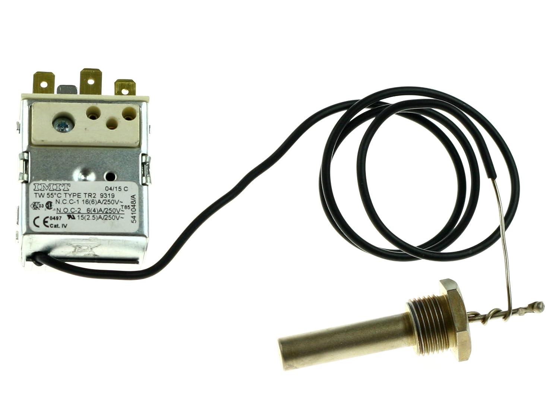 907124Silanos Température Thermostat 85°C 16A pour lave-vaisselle TR29319