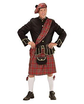 Horror-Shop Highlander Traje escocés con la Bolsa XL: Amazon ...