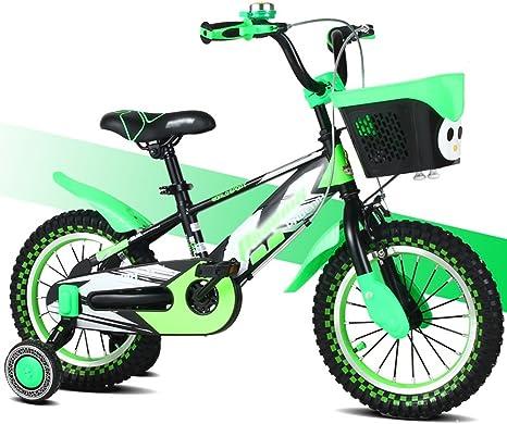 MAZHONG Bicicletas Tamaño de Bicicleta para Niños Opcional 12 ...