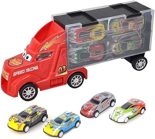 AOLVO - Juego de Juguetes para Coche o camión, Caja de ...