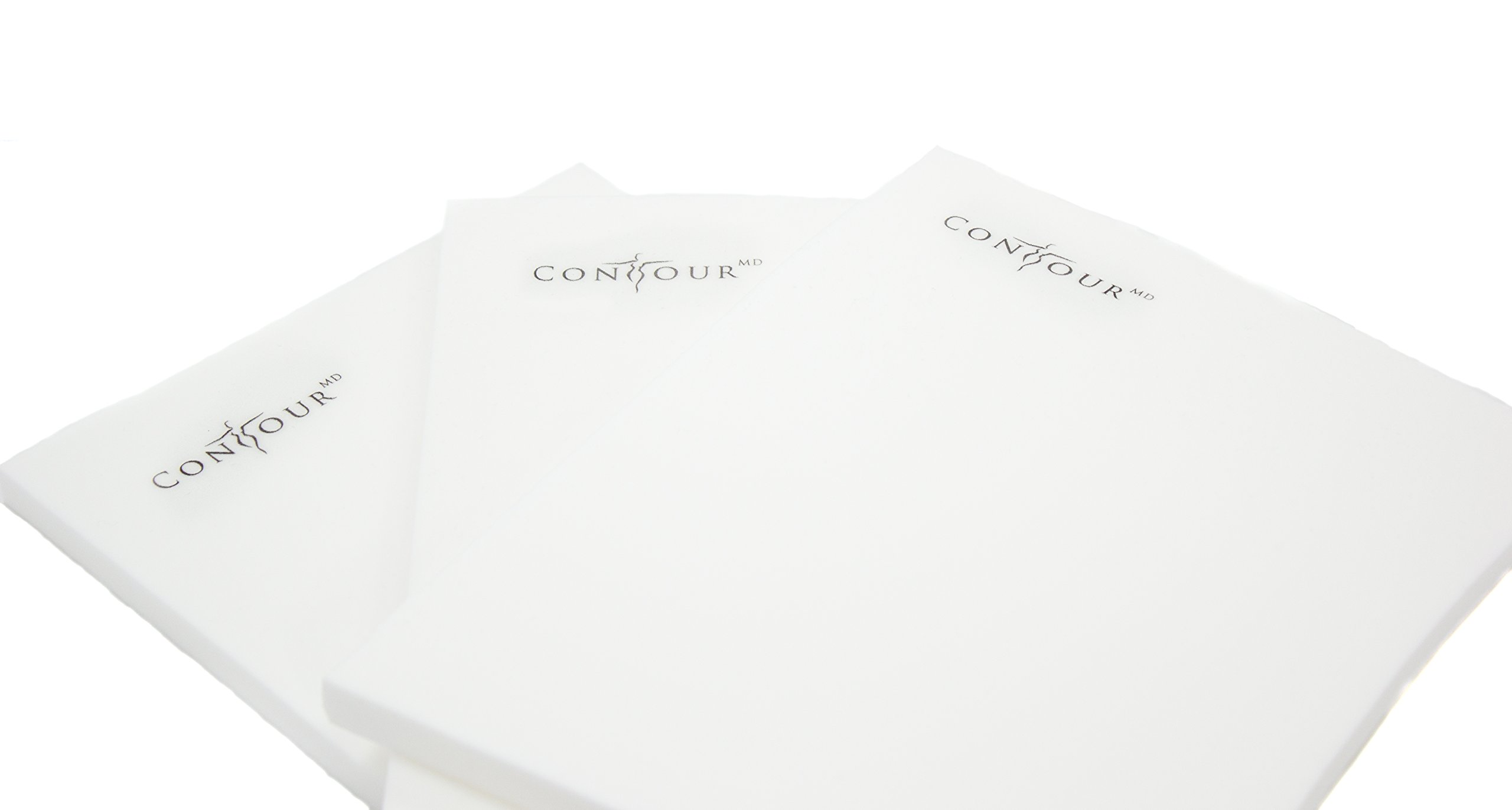 Post Surgery Foam Sheets, Surgical Compression Garments ContourMD, 8''x 11'' Sheet (Lipo-1)